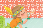 Ester Garay Illustration - ester, garay, ester garay, commercial, educational, fiction, mass market, picture books, cute, sweet, YA, young reader, cute, sweet, child, children, boy, girl, person, people, figures, figurative, pet, animal, dog, bubbles, pattern, play, play time, play