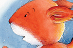 Heather Dickinson Illustration - heather, dickinson, heather dickinson, traditional, paint, painted, painting, watercolour, pencil, commercial, picture book, fiction, educational, squirrel, animal, frog, water