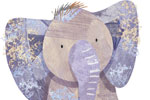 Jonny Lambert Illustration - jonny, lambert, jonny lambert, jonathan, lambert, jonathan lambert, digital, commercial, trade, picture book, fiction, educational, animals, elephants, sweet, cute, funny, novelty, board