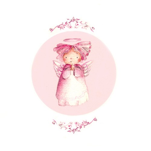 Florencia Denis Illustration - florencia denis, flory denis, paint, painted, watercolour, traditional, picture book, picturebook, trade, girls, girly, fairy, fairies, angels, faery, faeries, pink, children, toddlers