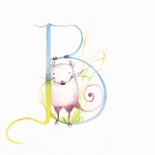 Florencia Denis Illustration - florencia denis, flory denis, paint, painted, watercolour, traditional, picture book, picturebook, trade, animals, alphabets