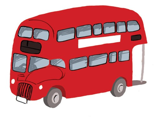 Cinta Villalobos Illustration - cinta, villabolos, cinta villabolos, comercial, educational, fiction, greetings cards, stationary, picture book, digital, illustrator, London, untied kingdom, iconic, red router, red bus