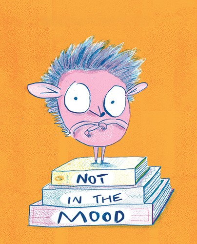 Joseph Namara Hollis Illustration - Joseph, Namara Hollis, Joseph Namara Hollis, illustrator, colour, colourful, pencil, line work, hand drawn, sketch, digital, traditional, quirky, pohotoshop, hedgehog, animal, wild, character, books, mood, small, cover, book, story, grumpy, strop, unhappy