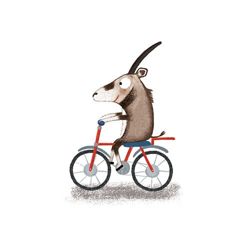 Marta Cabrol Illustration - marta cabrol, marta, cabrol, painted, digital, novelty, picture book, commercial, educational, sweet, young, fiction, acrylic, trade, onyx, animal, bike, humour, funny,