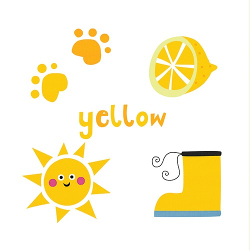 Nastja Holtfreter Illustration - nastja, holtfreter, nastja holtfreter, commercial, educational, fiction, mass market, value, greetings cards YA, young reader, picture book, digital, photoshop, yellow, lemon, sun, sunshine, boot, text, type