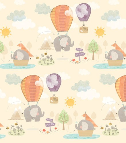 Sarah Ward Illustration - sarah ward, sarah, ward, novelty, picture book, digital, young, sweet, commercial, educational, activity, animals, elephants, greetings cards, stationary, giftwrap