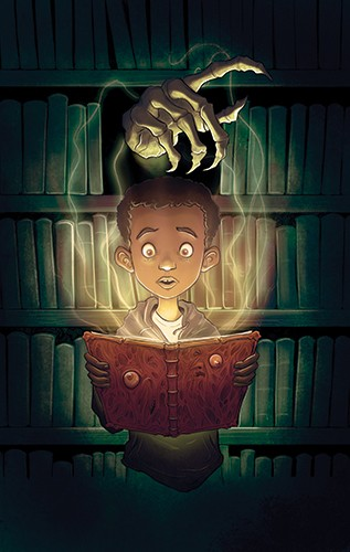 Xavier Bonet Illustration - xavier bonet, xavier, bonet, commercial, fiction, mass market, young reader, picture book, novelty, digital, photoshop, illustrator, YA, character, fantasy, boy, child, person, colour, adventure, books